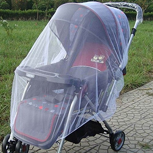 squito bed net pushchair mosquitoes insect shield for kids infant protection mesh accesories mosquito net (Family Series Dome Tent)