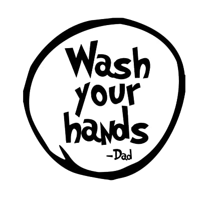 dr seuss funny quote wall decals these cute bathroom decals are made in the