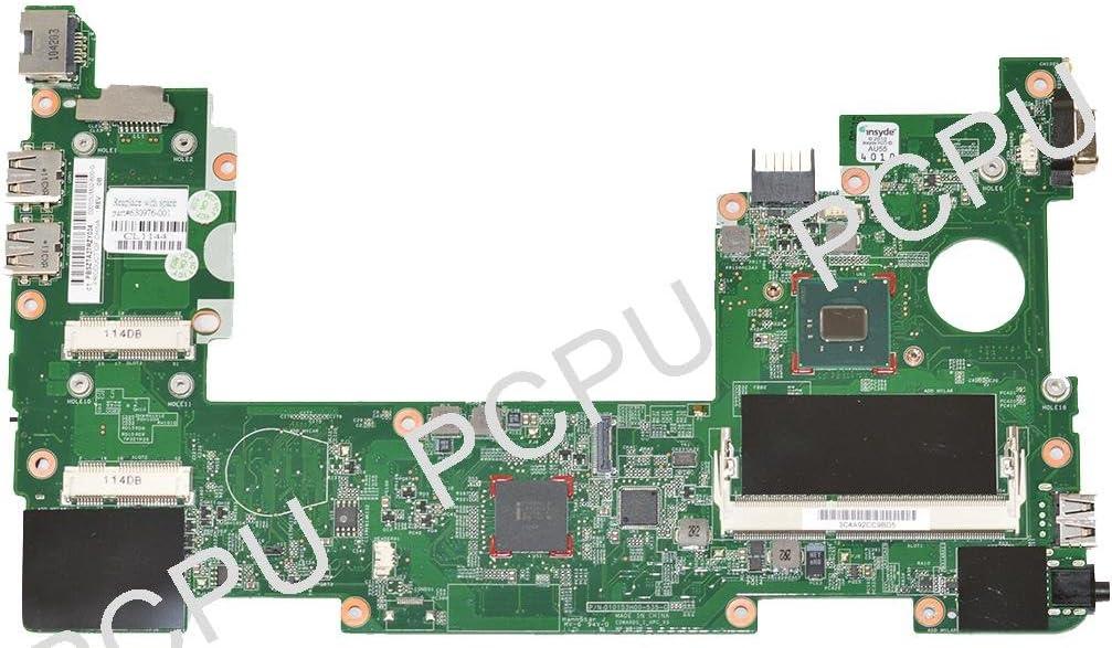 HP 630976-001 HP Mini 210-2100 Netbook Motherboard w/ N455 1.66GHz Intel CPU