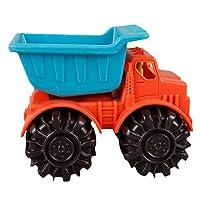B.Toys 比乐 迷你卡车 沙滩 洗澡玩具 柑橘黄  婴幼儿童益智玩具 礼物 18个月+ BX1439Z