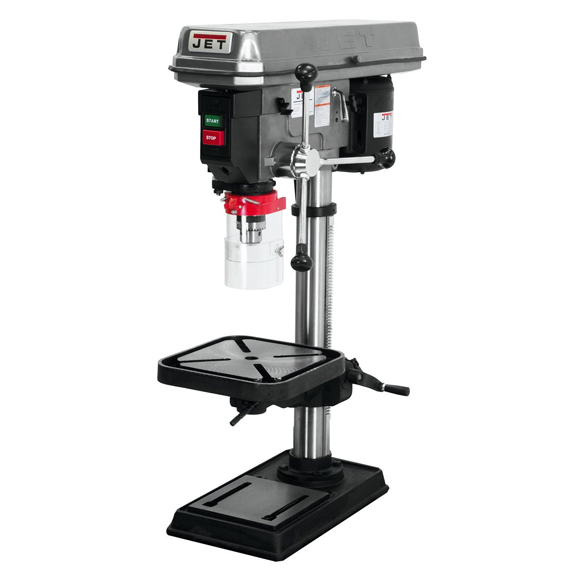 JET J-2530 15-Inch 3 4-Horspower 115-Volt Bench Model Drill Press