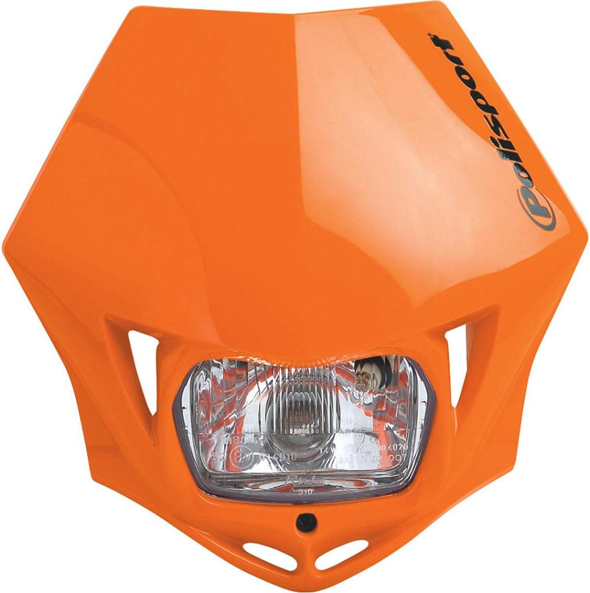 Green 05 Polisport MMX Headlight