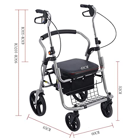 Silla De Transporte Andador Caminante - Andador De Doble ...