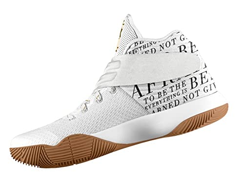 newest collection 8e050 c8672 Men s Lightweight Basketball Shoes Kyrie 2 iD Basketball Shoes - White Gold