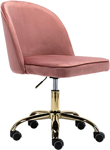 Adjustable Round Back Office Chair