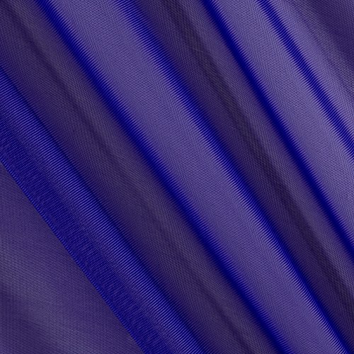 Ben Textiles 0448637 120in Sheer Voile Purple Fabric by The Yard, ()