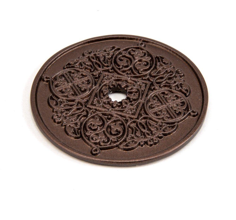 Carpe Diem Hardware 307-12 2-3/8-Inch Millennium Bronze Escutcheon
