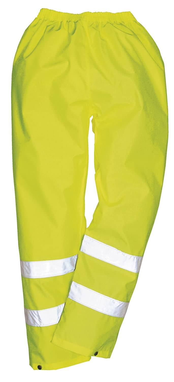 Portwest Hi-vis rain trousers (H441) H-RALA2015-PW012