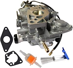 Fuerdi 24 853 34-S Carburetor for Kohler CH20 CH22 CH25 CH26 Command Engine carb Replaces Kohler 24 853 34-S 24 853 255-S carb with Jet Cleaner Tool Gasket kit