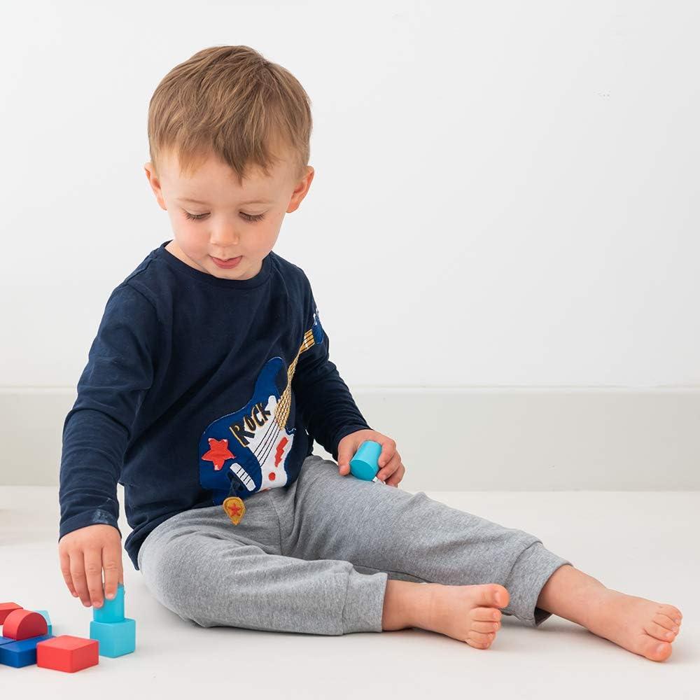 Doux et Confortable Lovjoy Pantalon d/écontract/é//Jogging pour b/éb/é gar/çon ; 100/% en Coton