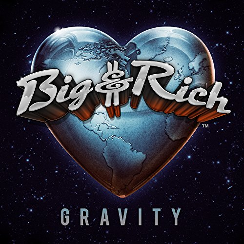 Image result for big & rich gravity album