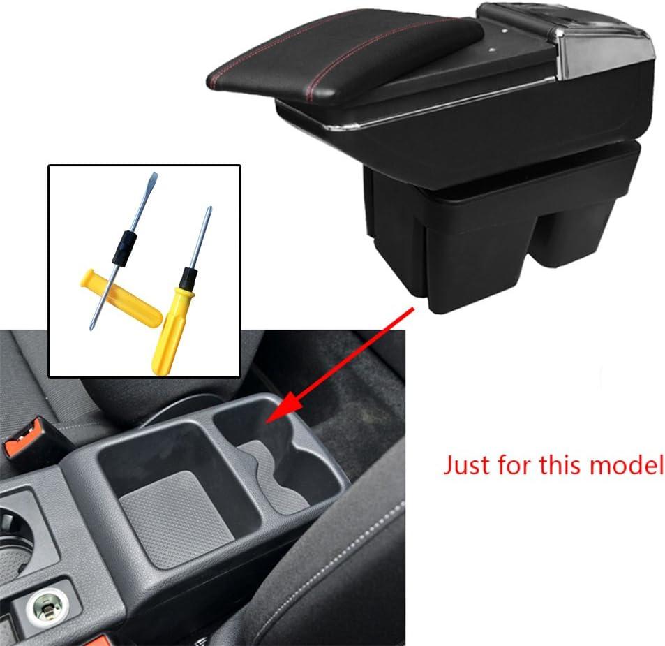 Para V olkswagen Golf 7 Auto Apoyabrazos Consola Central ...