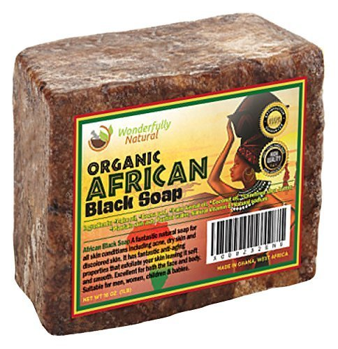 Wonderfully Natural Organic African Black product image