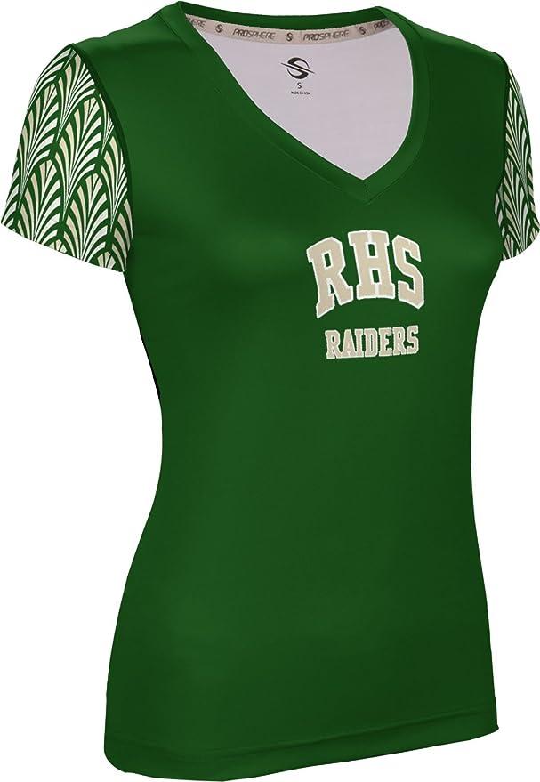 ProSphere Women s Reynolds High School Deco SL V-Neck Training Tee  (Apparel) at Amazon Women s Clothing store  9e249bf0f
