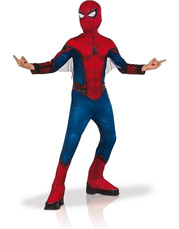 8423adeb2d3f89 Rubie s-déguisement officiel - Marvel- Spiderman Déguisement  Officiel-Taille S- I-