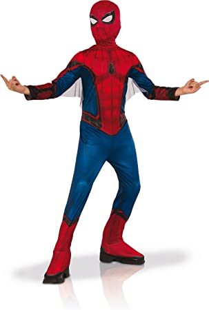 Rubies Marvel – I-630730S – Disfraz clásico de Spiderman ...