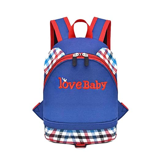8ce7d301838f1 Amazon.com: Dinlong Backpack Toddler Children Boy Girl Love Baby ...