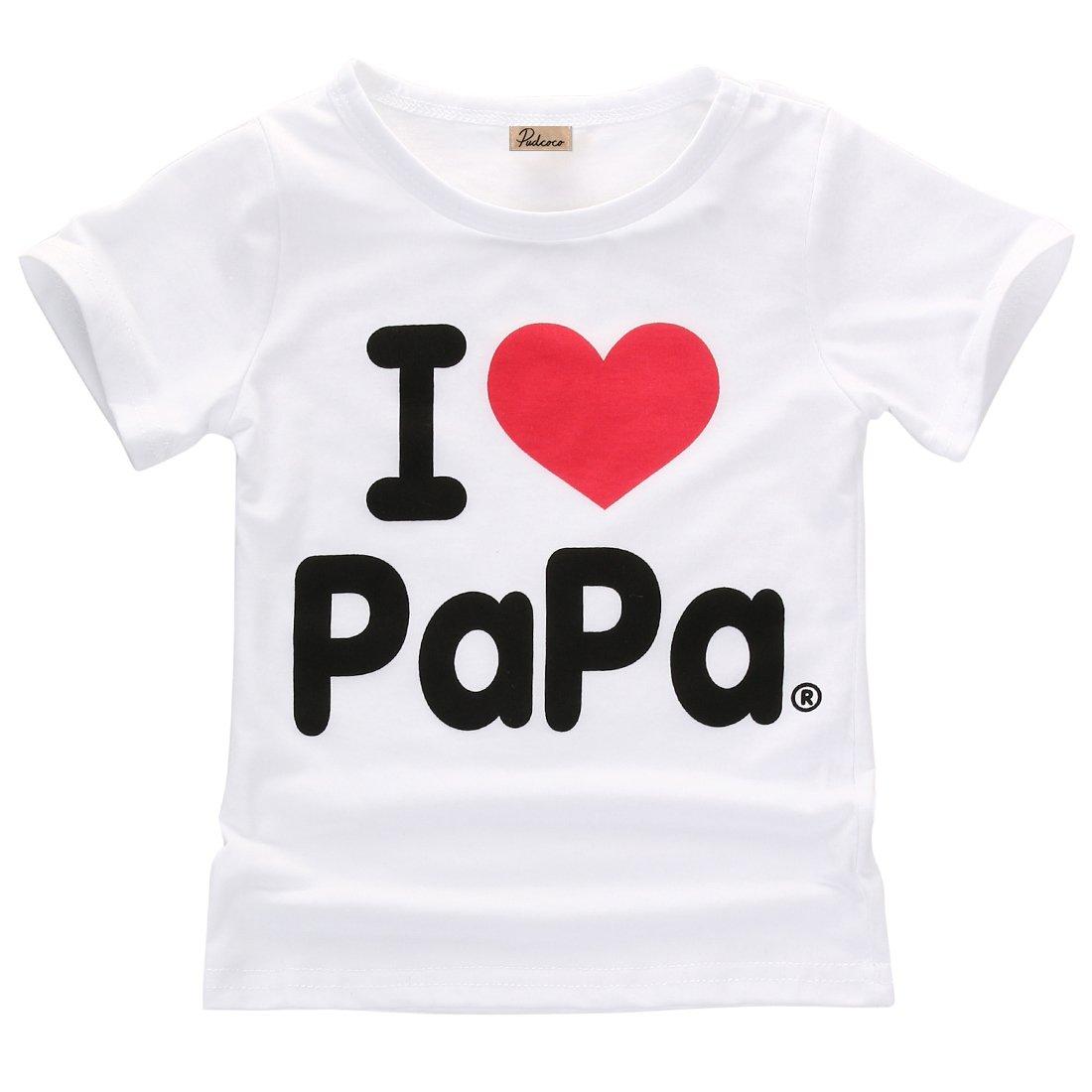 Baby Boy Girl T-Shirt+Shorts Matching Outfit Set