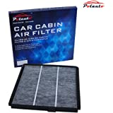 POTAUTO MAP 1032C Heavy Activated Carbon Car Cabin Air Filter Replacement compatible with ACURA, MDX, HONDA, Odyssey, Pilot