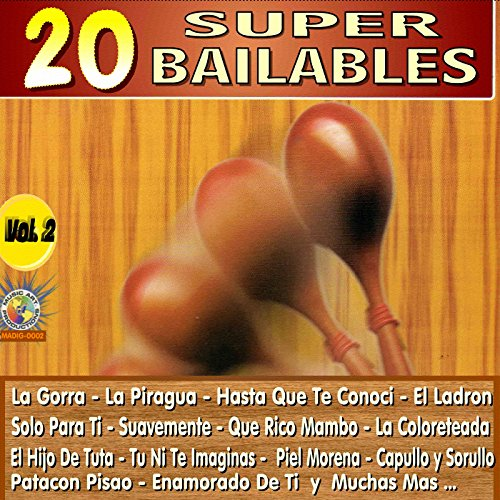 ... 20 Super Bailables, Vol. 2