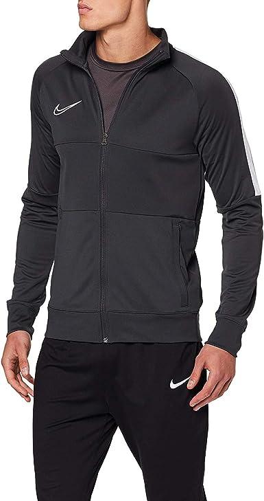 Amedrentador Girar Ingresos  Amazon.com: Nike Men's Dry Fit Academy 19 Jacket: Clothing