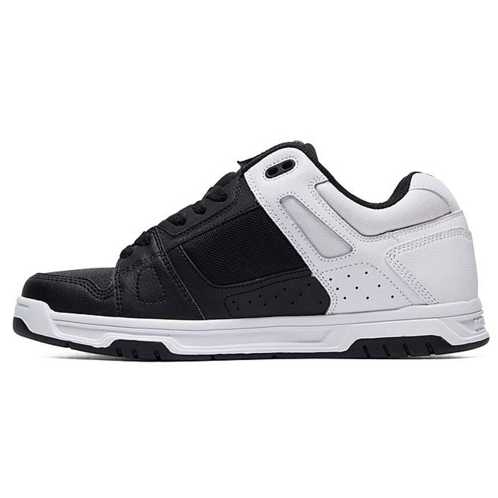 DC scarpe Men's Stag Low Top Top Top scarpe da ginnastica scarpe B07NH5QGML UK 11 EU 46 WBW nero | Ottima classificazione  | Distinctive  | Prezzi Ridotti  | Meno Costosi Di  | Acquisto  | Acquisti online  bc33b0