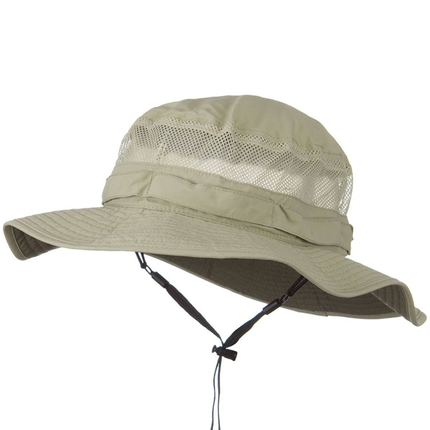 ... sweden white 65432pzcnr uv 50 side mesh talson bucket hat khaki at  amazon mens clothing store ff6dd689a5b