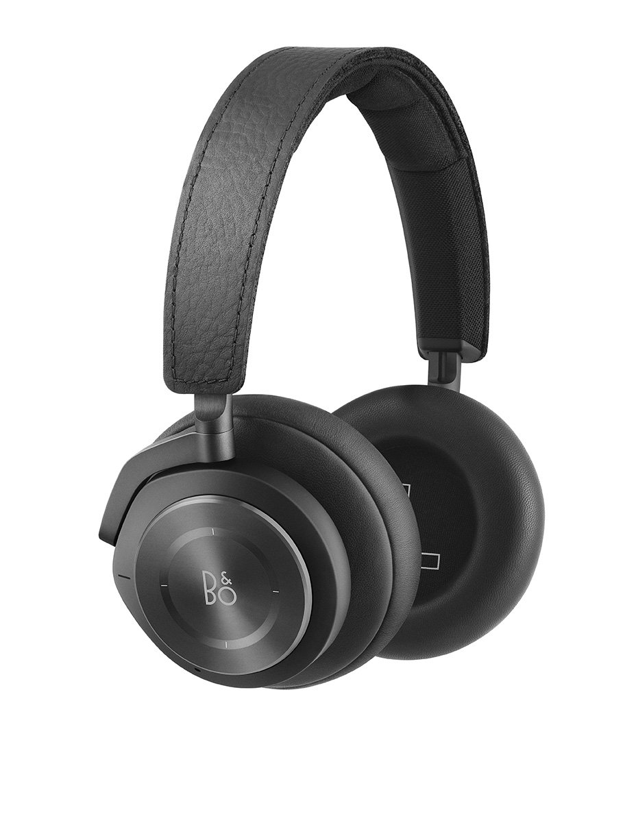 Bang & Olufsen Beoplay H9i Wireless Bluetooth Over-Ear Headphones with Active Noise Cancellation, Transparency Mode and Microphone - Black - 1645026 by Bang & Olufsen