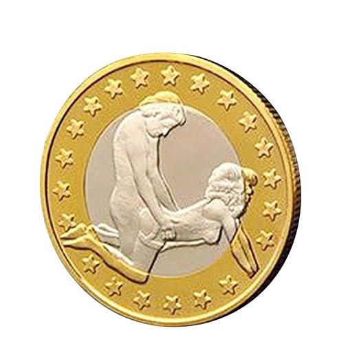 Wawer 1 Stück Sex Münzen 6 Euro Münzen Verschiedene Position Hard