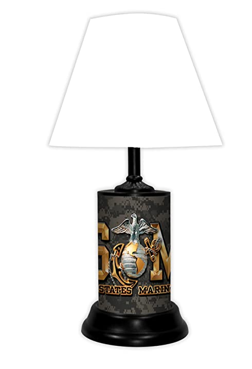 UNITED STATES MARINE CORPS LAMP   BY TAGZ SPORTS