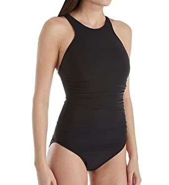 546375f4bb941 Magic Suit Danika High Neck One Piece Swimsuit (6003090) at Amazon Women's  Clothing store: