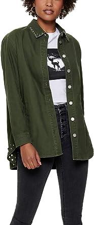 Only Shane Camisa 15190628 para Mujer: Amazon.es: Ropa y accesorios