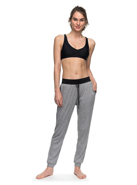 Roxy - Pantalones de Punto para Yoga - Mujer - XS - Gris ...