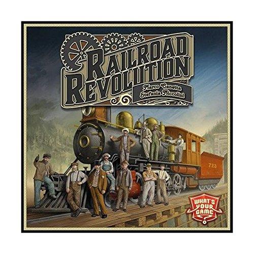 Railroad Revolution ()