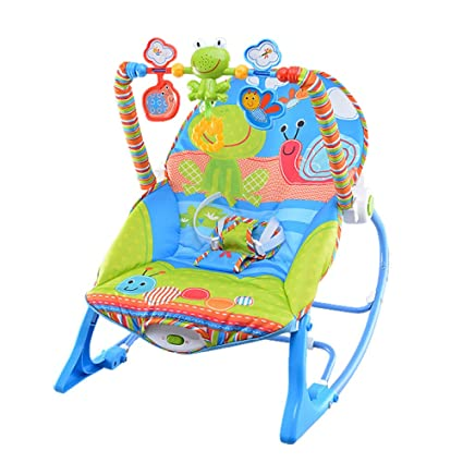 Amazon.com: LZTET Swings Chair Bouncers Baby Rocking Chair ...