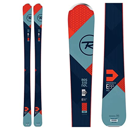 Amazon.com   Rossignol Men s Experience 88 HD  All Mountain Skis ... 30ec3649f543