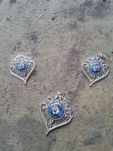 Hand Painted Earrings Jewelry - 9