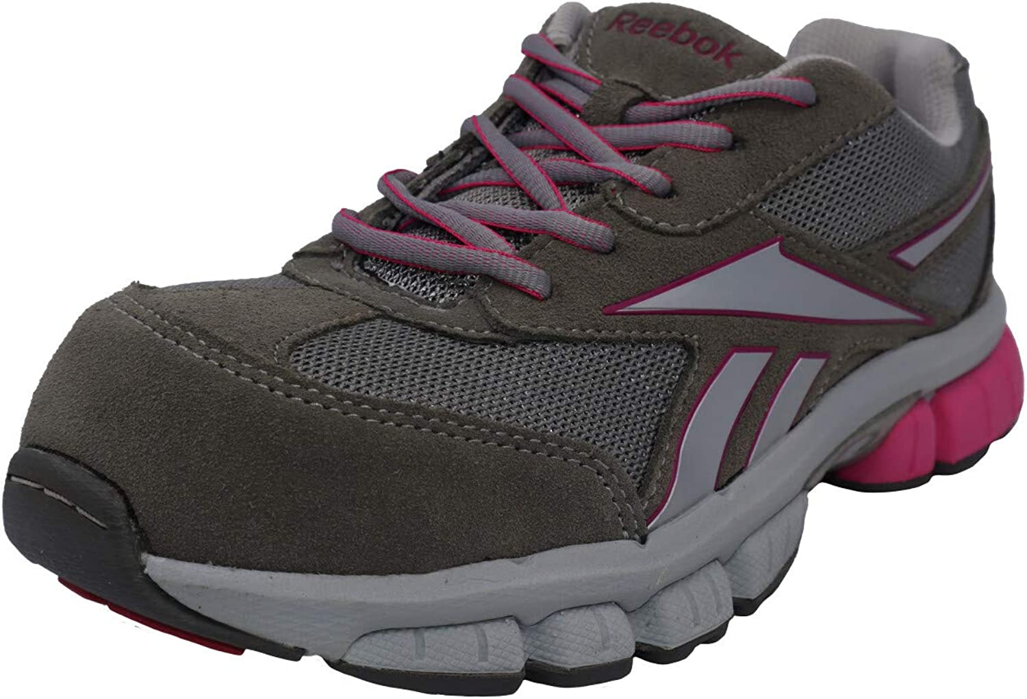 Reebok RB445 Women's Performance Cross Trainer CT Shoe Pink Grey
