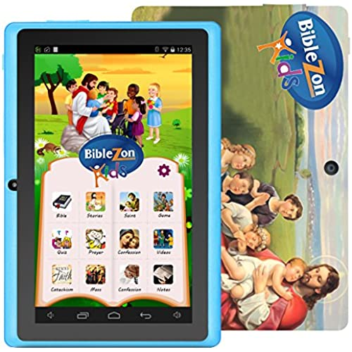 Biblezon Kids Catholic Tablet- Blue Coupons