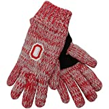 peak gloves - NCAA Ohio State Buckeyes Peak Glove, Red
