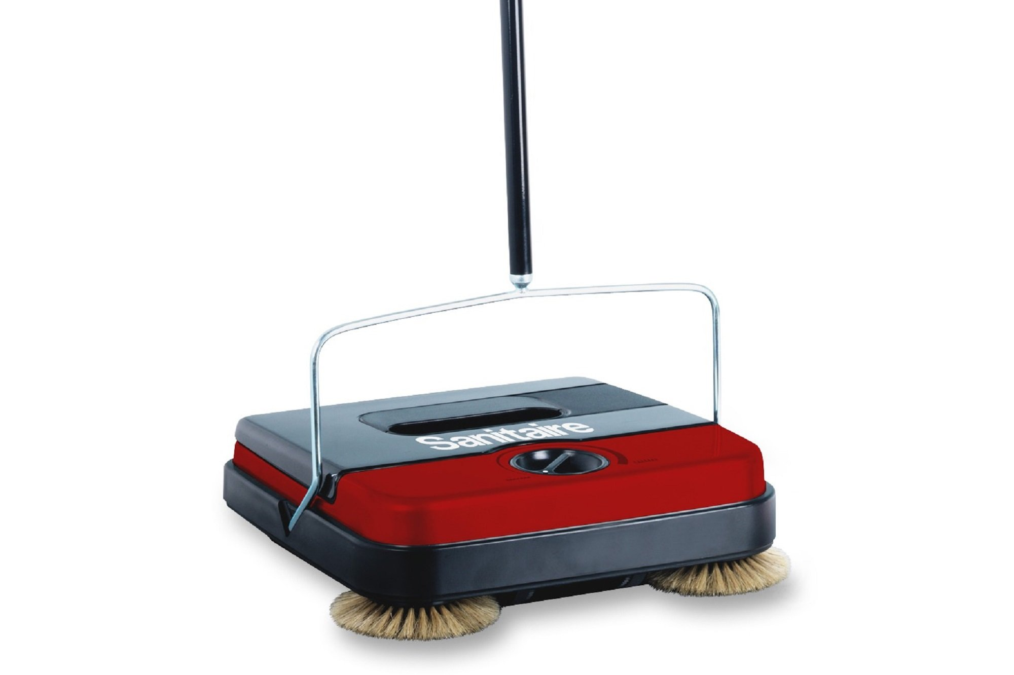 Sanitaire SC430A Deluxe Carpet/Floor Sweeper , 11.5'' Wide