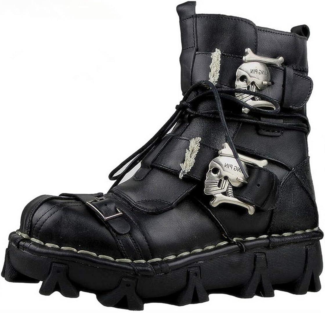Amazon.com   Mens Black Genuine Leather