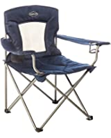 Kamp Rite Padded Chair with Mesh Back