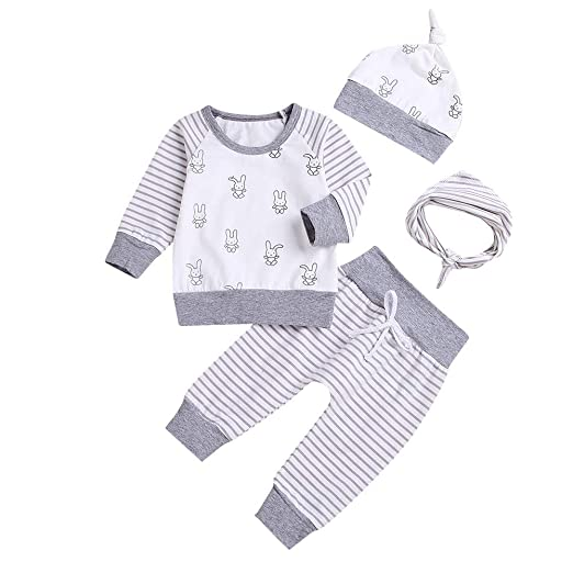 6e6897180ecf Amazon.com  Pollyhb Baby Boys Girls Clothes