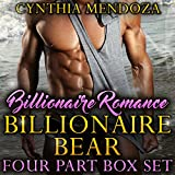 Bargain Audio Book - Billionaire Bear  Four Part Box Set