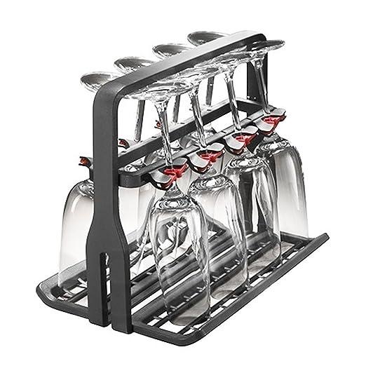 Spares2go vino cristal cesta Rack para Grundig lavavajilla: Amazon ...
