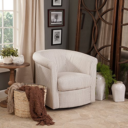 Price comparison product image Grafton 1012-05-L00 Home Madison Accent Chair, One Size, Stripe