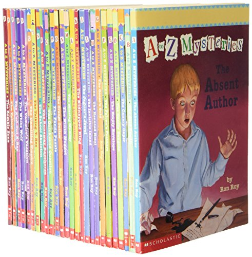 A to Z Mysteries (26 Book Set) -