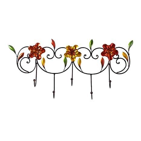 LXFMD Gancho Pastoral Americano Pared Creativa decoración de ...
