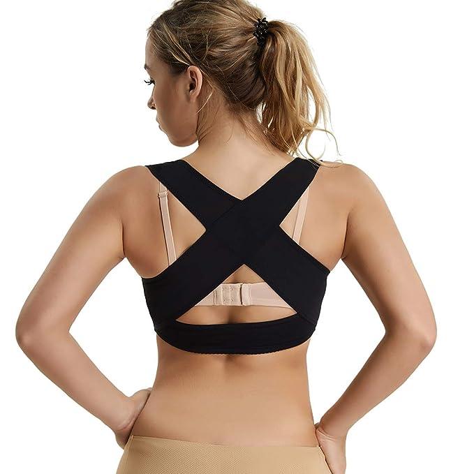 Joyshaper Posture Corrector Shapewear Tops for Women Compression Chest  Support Vest